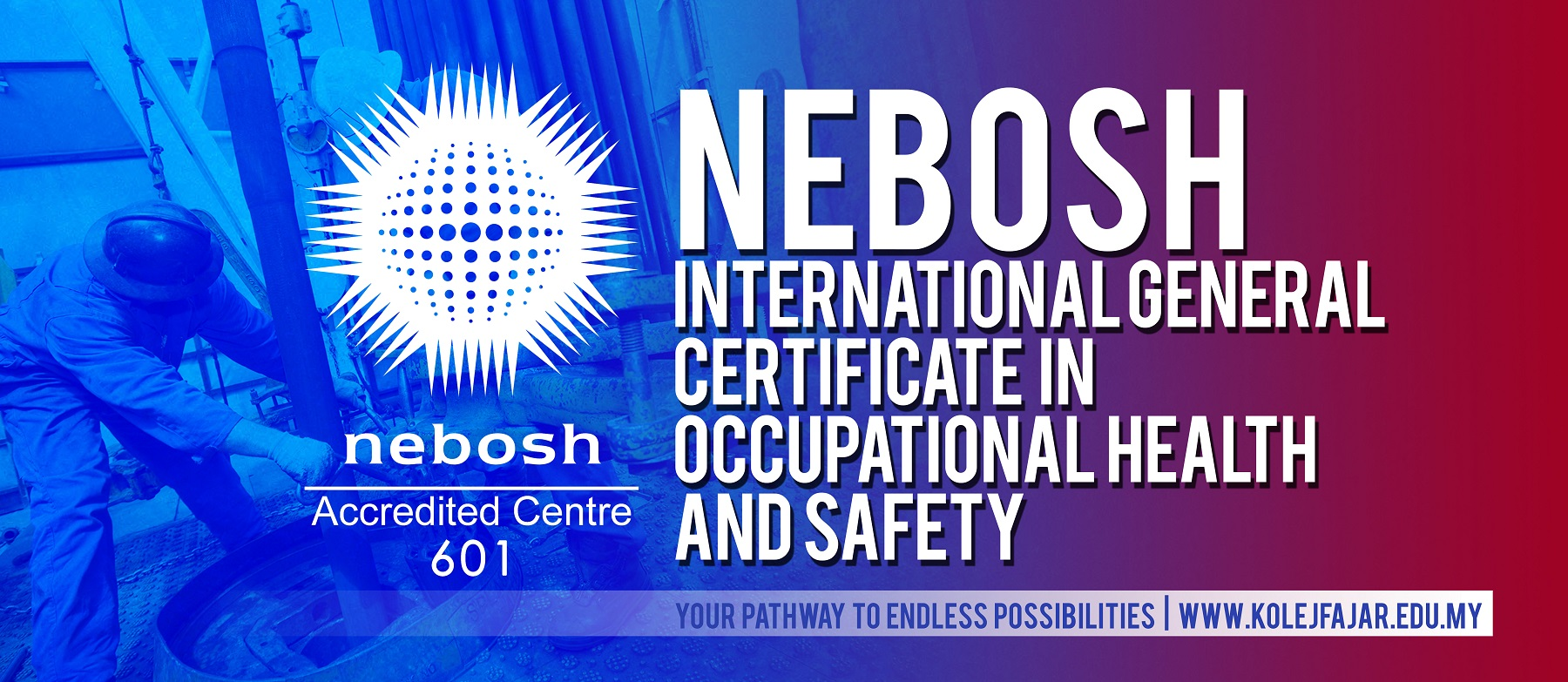 Achieve Recognition For Your Health And Safety Skills Knowledge Anywhere In The World With NEBOSH International General Certificate Occupational